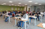 Beginn der Prüfungen in der Berufsschule am BSZ Torgau