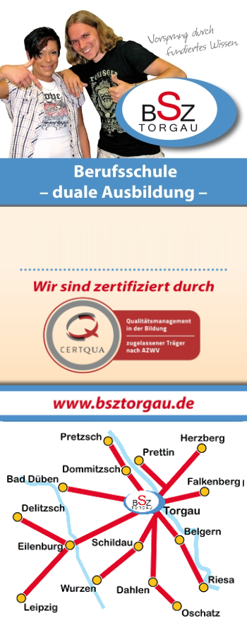 Banner Berufsschule dual