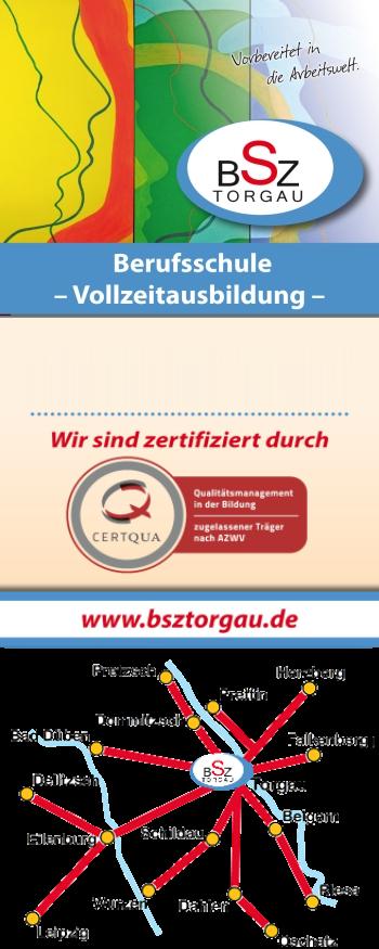 Banner Berufsschule Vollzeit